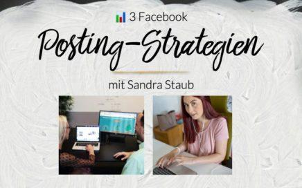 Posting-Strategie
